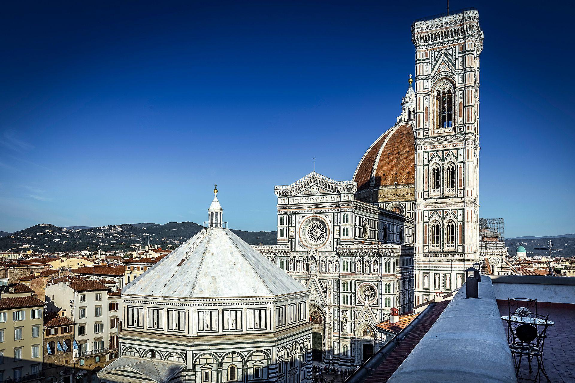 La Terrazza Sul Duomo Bed Breakfast Florence Official Site